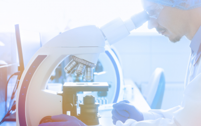 What is the cytological staining procedure and how it's performed?