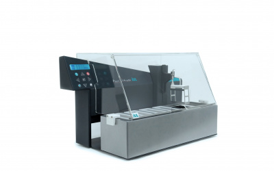 A slide stainer for hematology: IUL's PolyStainer