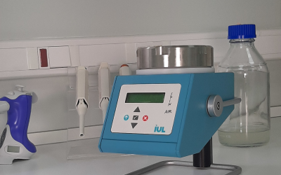 Are you carrying out a good microbial air sampling? 10 aspects to take into consideration